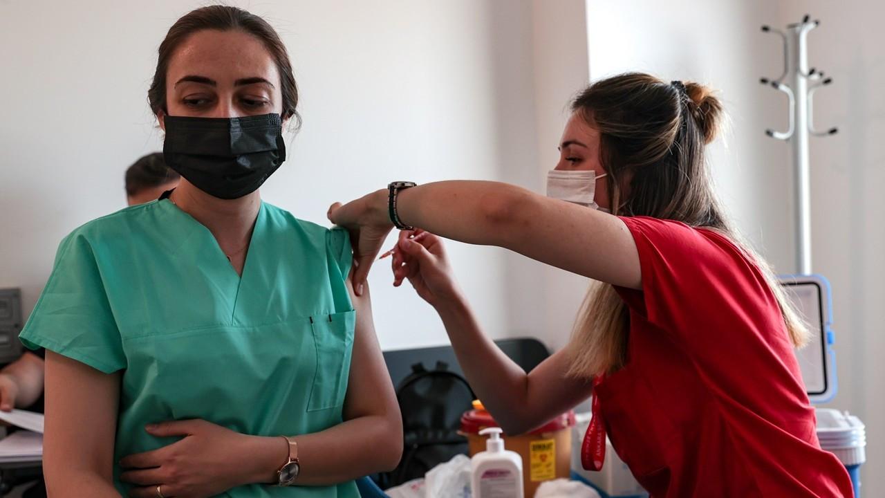 Ankara'da 5 milyondan fazla COVID-19 aşısı yapıldı