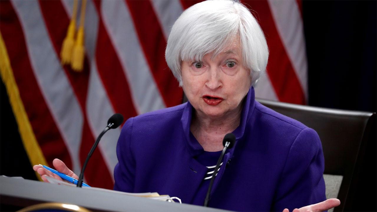 Yellen'dan 'borç limiti' uyarısı