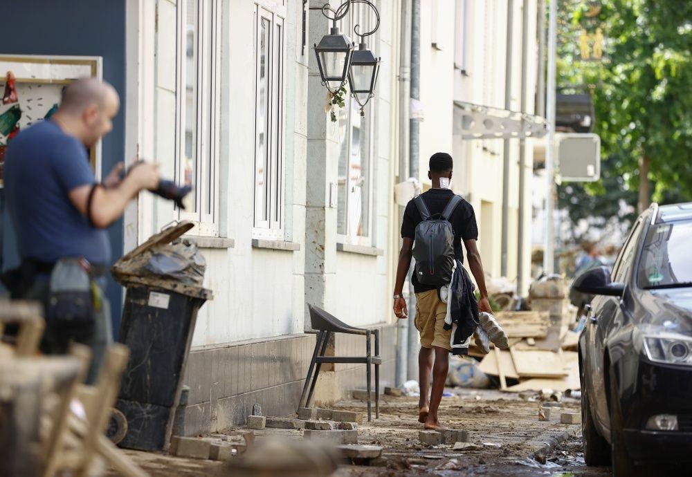 Almanya'da felaketin bilançosu artıyor - Sayfa 3