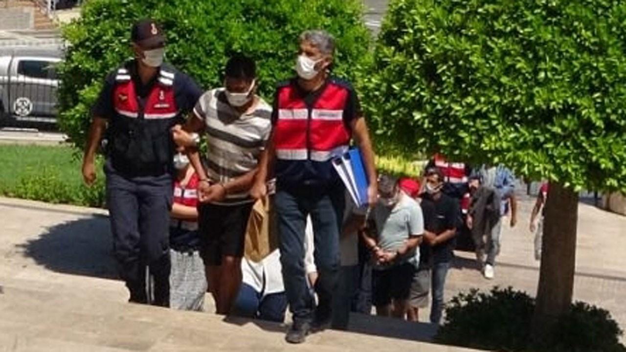 Marmaris'te 3 FETÖ şüphelisi Yunanistan'a kaçmak isterken yakalandı
