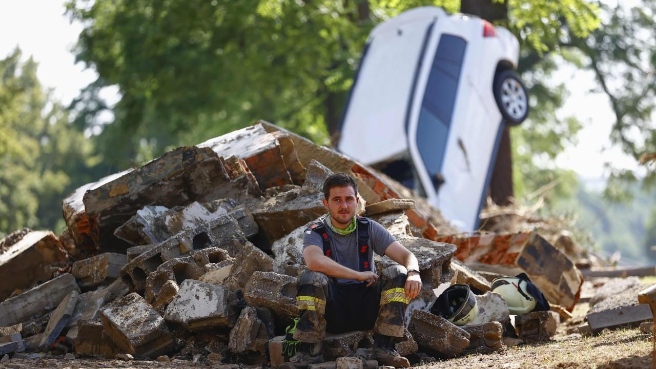 Almanya'da felaketin bilançosu artıyor