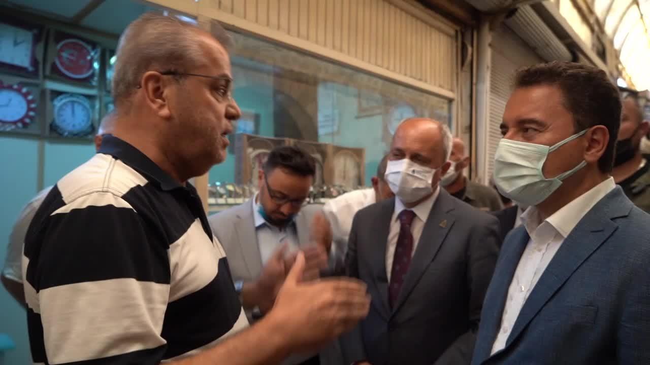 Babacan'dan Suriyeli mültecilerle ilgili açıklama