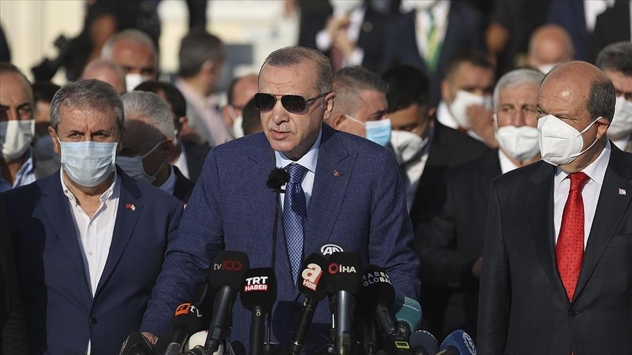 Erdoğan: Kabil Havaalanı'nın işletimini ele almayı düşünüyoruz