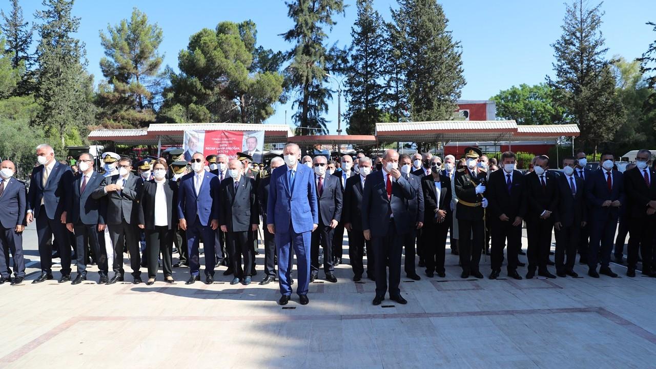 Erdoğan: Bizden kimse artık bundan sonra geriye dönüş beklemesin