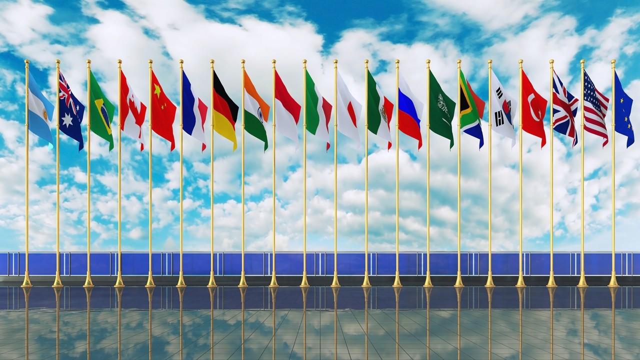 G20'de gündem iklim değişikliği ve su kaynakları