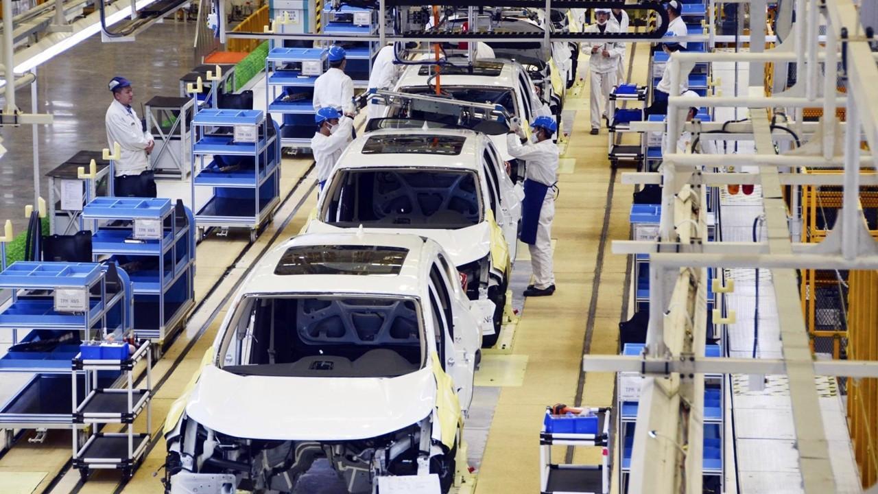 Honda'dan Japonya'da üretime çip arası