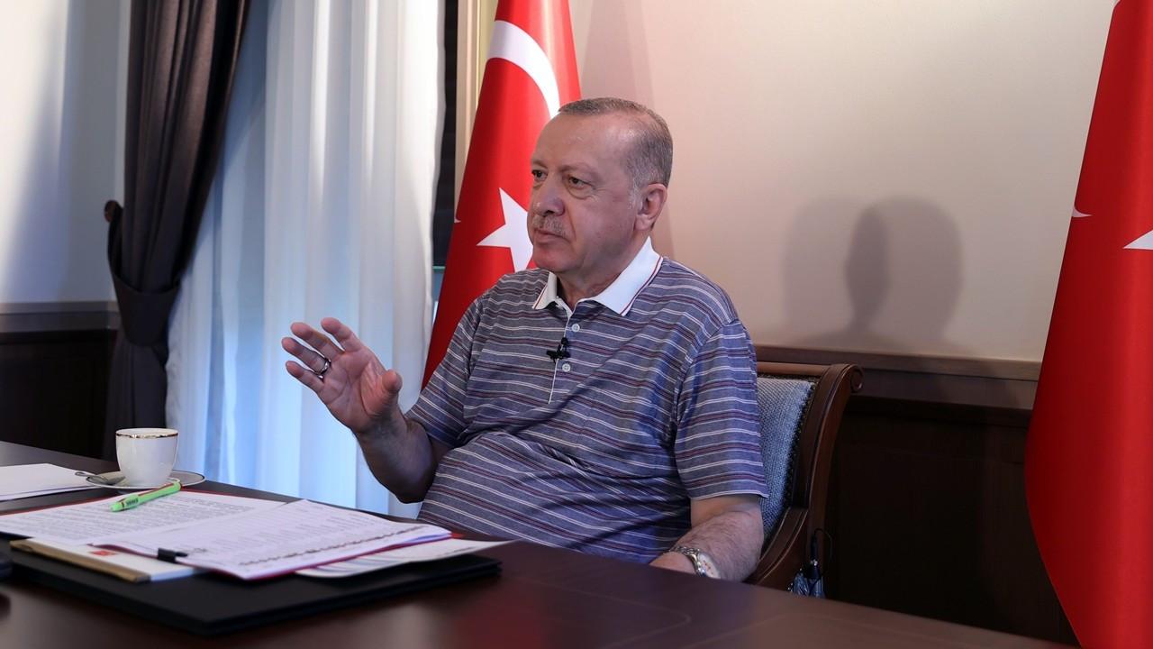 Cumhurbaşkanı Erdoğan: Türkiye henüz varyantların pençesine düşmedi