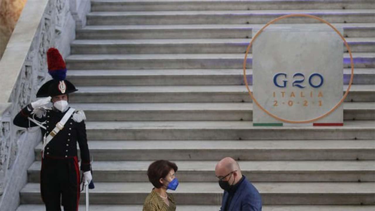 G20, çevrenin yoksullukla ilişkisini tanıdı