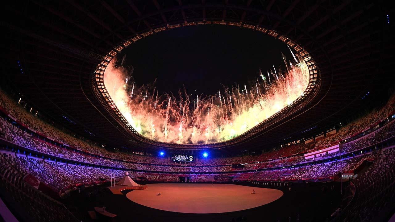 2020 Tokyo Olimpiyatları resmen başladı