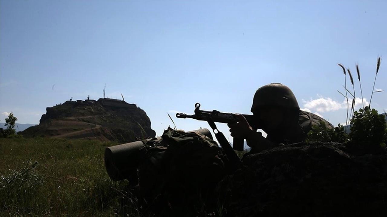 Suriye'de iki asker şehit oldu