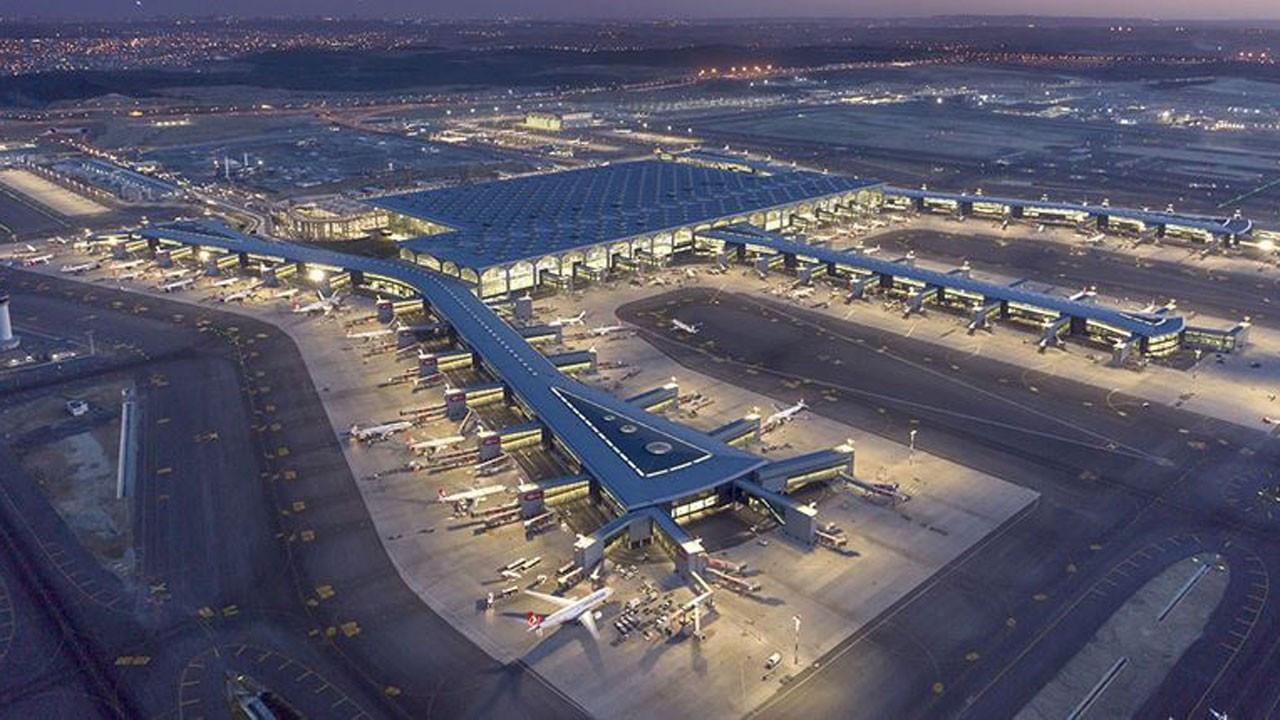 İstanbul havalimanlarında bayram yoğunluğu