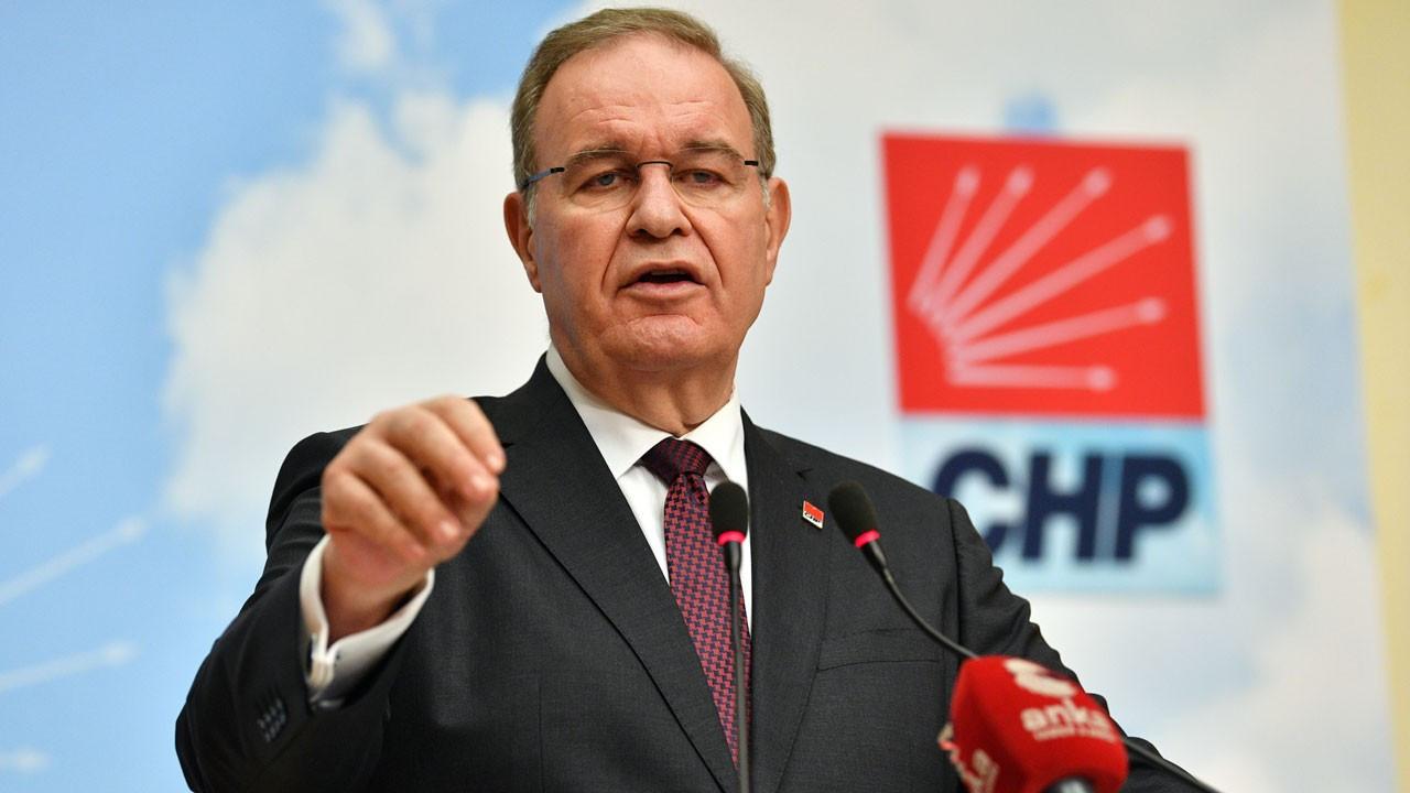 CHP Sözcüsü Faik Öztrak: Acil ve adil bir seçim gerekiyor