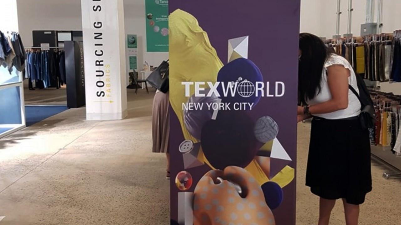 Türk tekstili New York'ta görücüye çıktı
