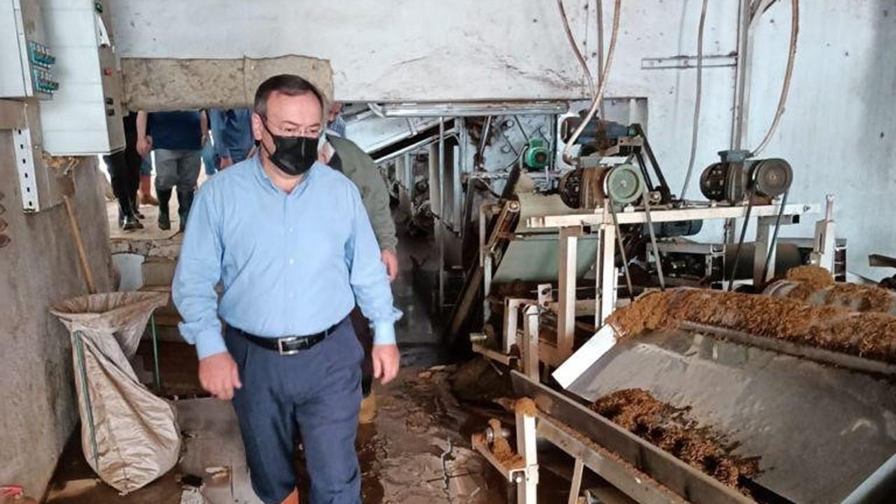 ÇAYKUR'un selden etkilenen fabrikaları devreye girdi