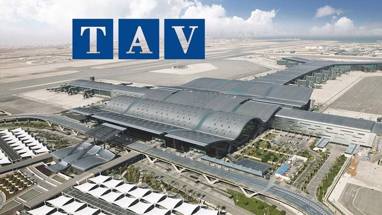 TAV altı ayda 13,1 milyon yolcuya hizmet verdi
