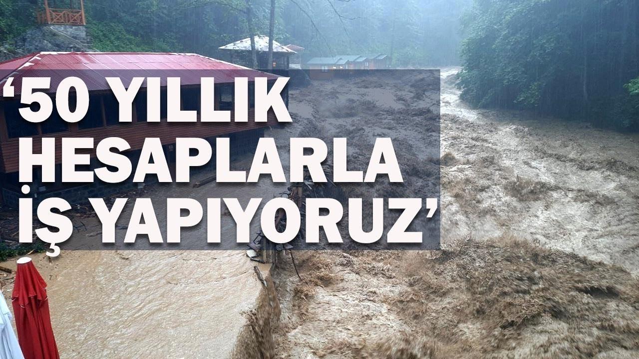 Prof. Dr. Mikdat Kadıoğlu sellerin nedenini açıkladı