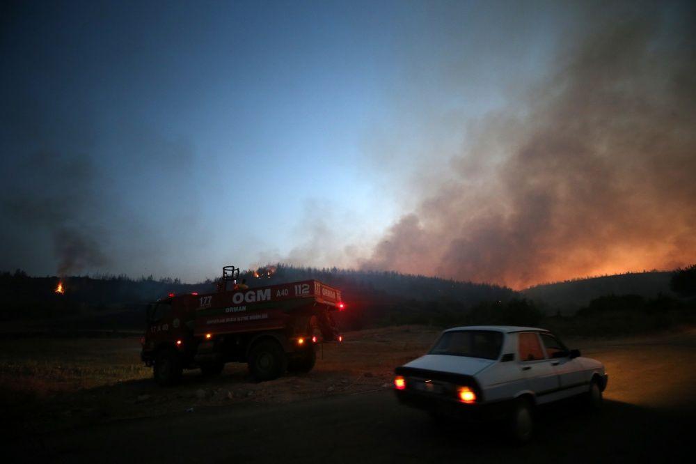 Yangın sürüyor: Adana ve Manavgat'tan yürek burkan fotoğraflar - Sayfa 1