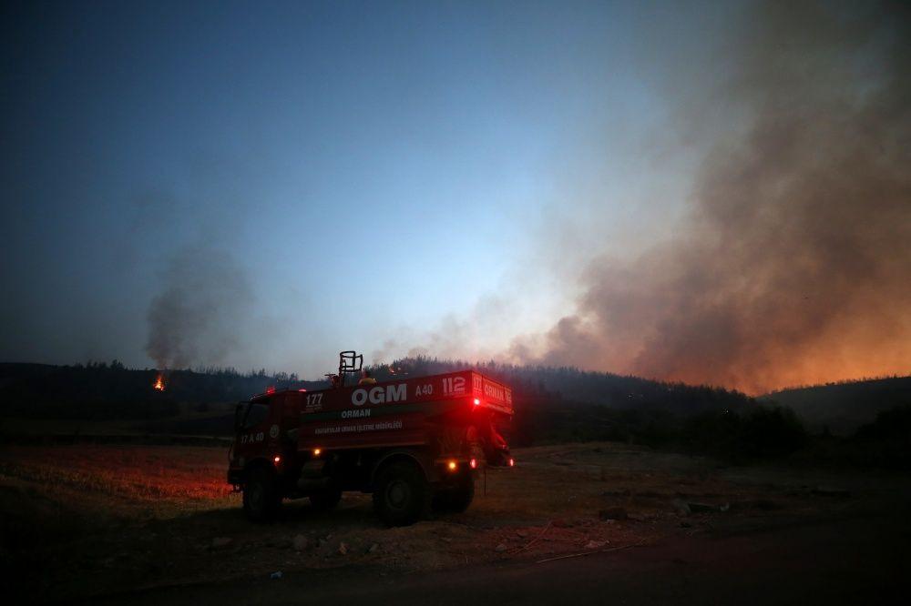 Yangın sürüyor: Adana ve Manavgat'tan yürek burkan fotoğraflar - Sayfa 4