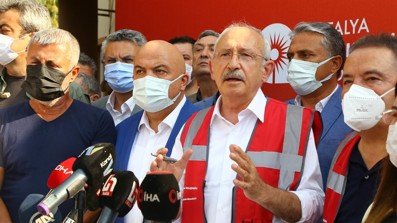 Kemal Kılıçdaroğlu: THK'yı yeniden görkemli günlerine kavuşturun