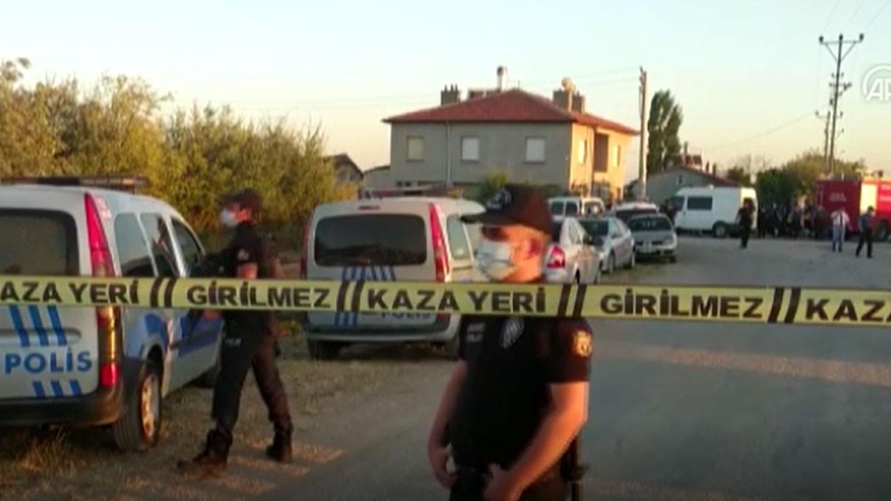 Konya'da silahlı saldırıda 7 kişi öldü