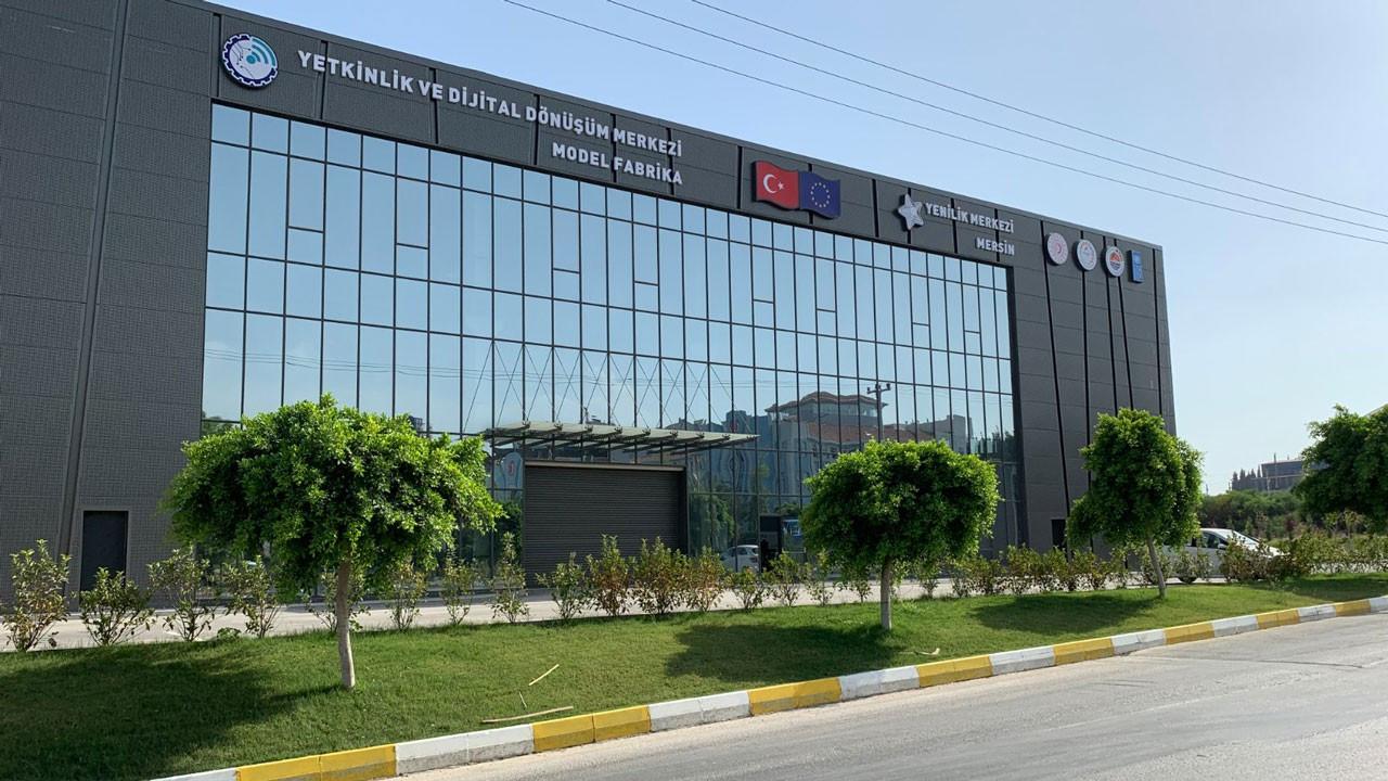 Mersin Model Fabrika'da hedef Endüstri 4.0