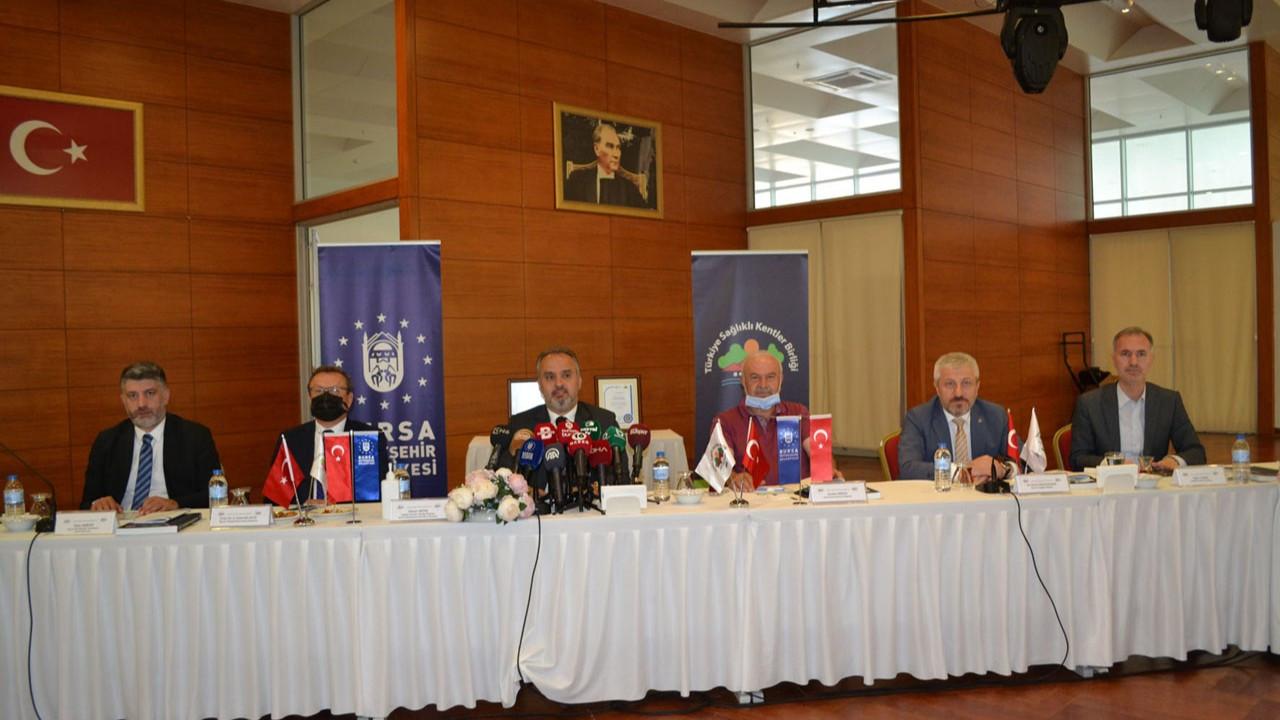 Türkiye Sağlıklı Kentler Birliği son iki yıldır pandemi ve iklim değişikliğini konuşuyor