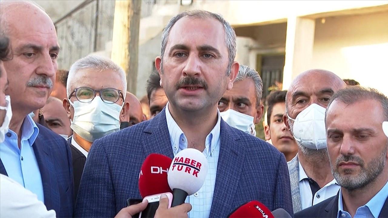 Adalet Bakanı Gül'den Konya'daki silahlı saldırıya ilişkin açıklama