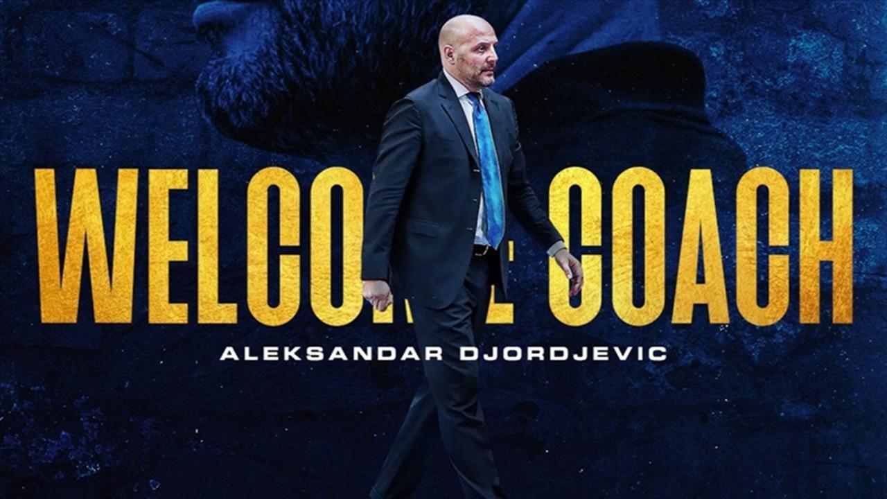 Fenerbahçe Beko'nun yeni başantrenörü Dordevic oldu