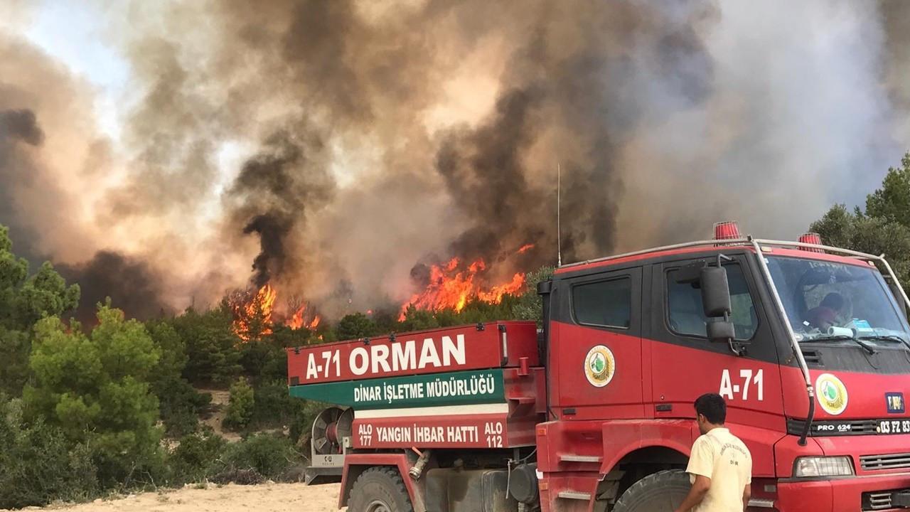 Manavgat'taki yangında hayatını kaybedenlerin sayısı 5'e yükseldi