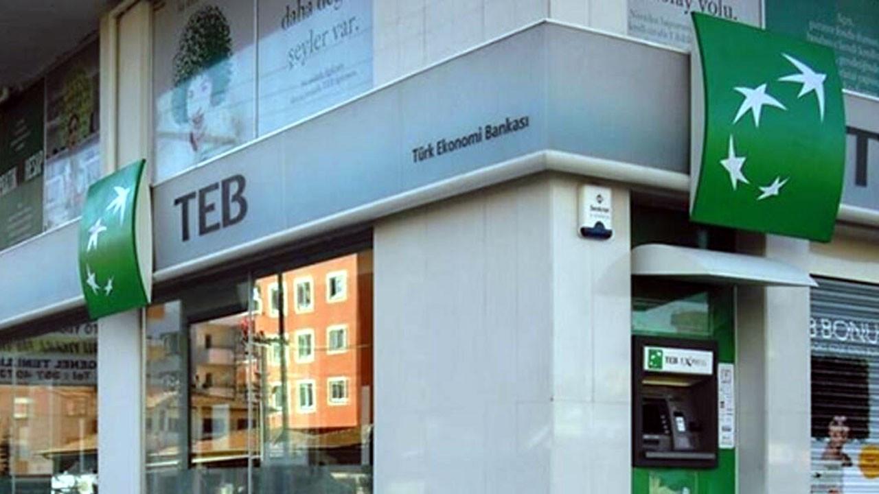 TEB, 598.4 milyon lira net kar açıkladı