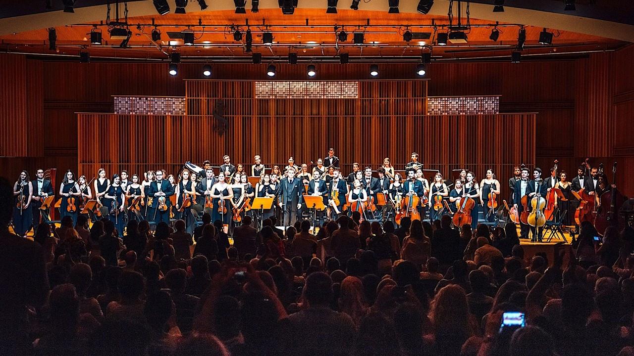 Türkiye Gençlik Filarmoni Orkestrası (TUGFO) konserlerine başlıyor