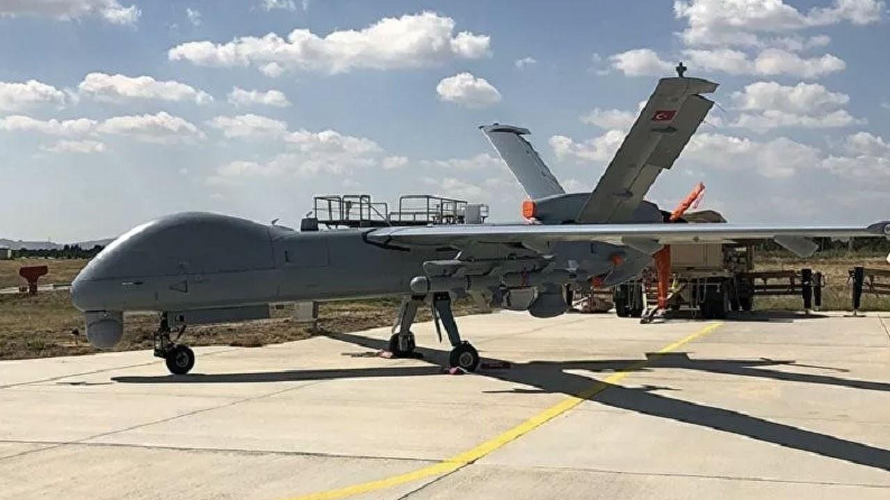 İki ANKA-SİHA daha Hava Kuvvetleri'ne teslim edildi
