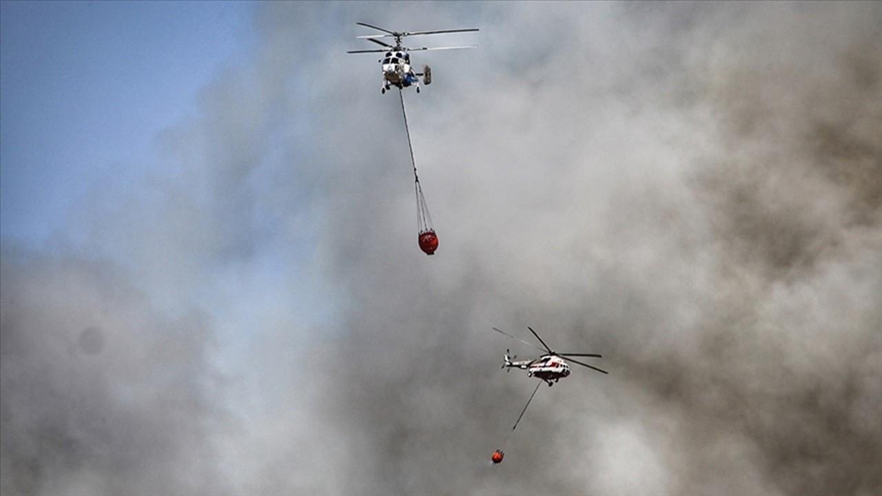 Bakan Pakdemirli'den yangınlardaki son duruma ilişkin açıklama