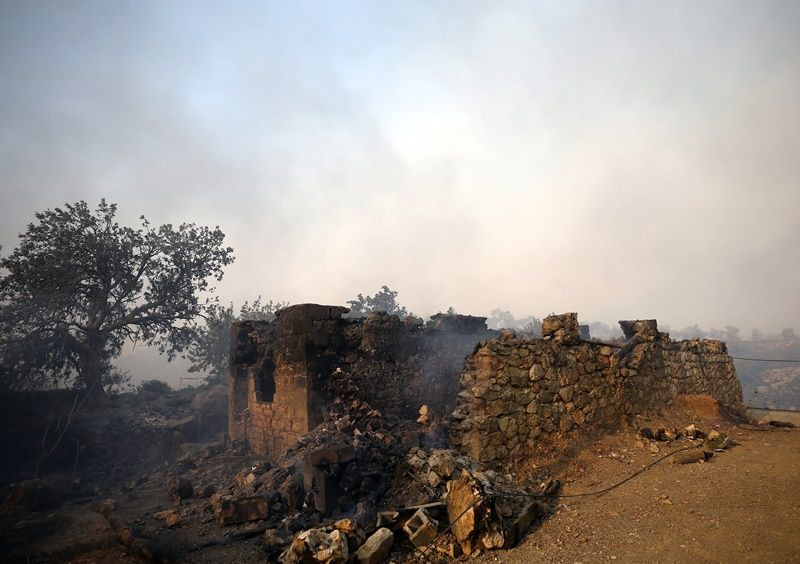 Müdahale devam ediyor: Orman yangınlarında son durum - Sayfa 3