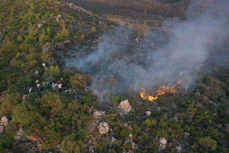 Müdahale devam ediyor: Orman yangınlarında son durum - Sayfa 4