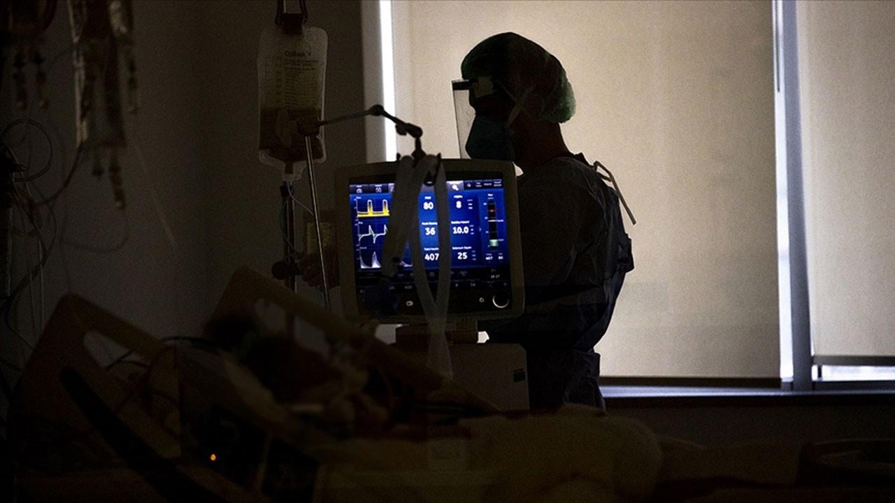 COVID-19'da 24 bin 832 vaka, 126 ölüm