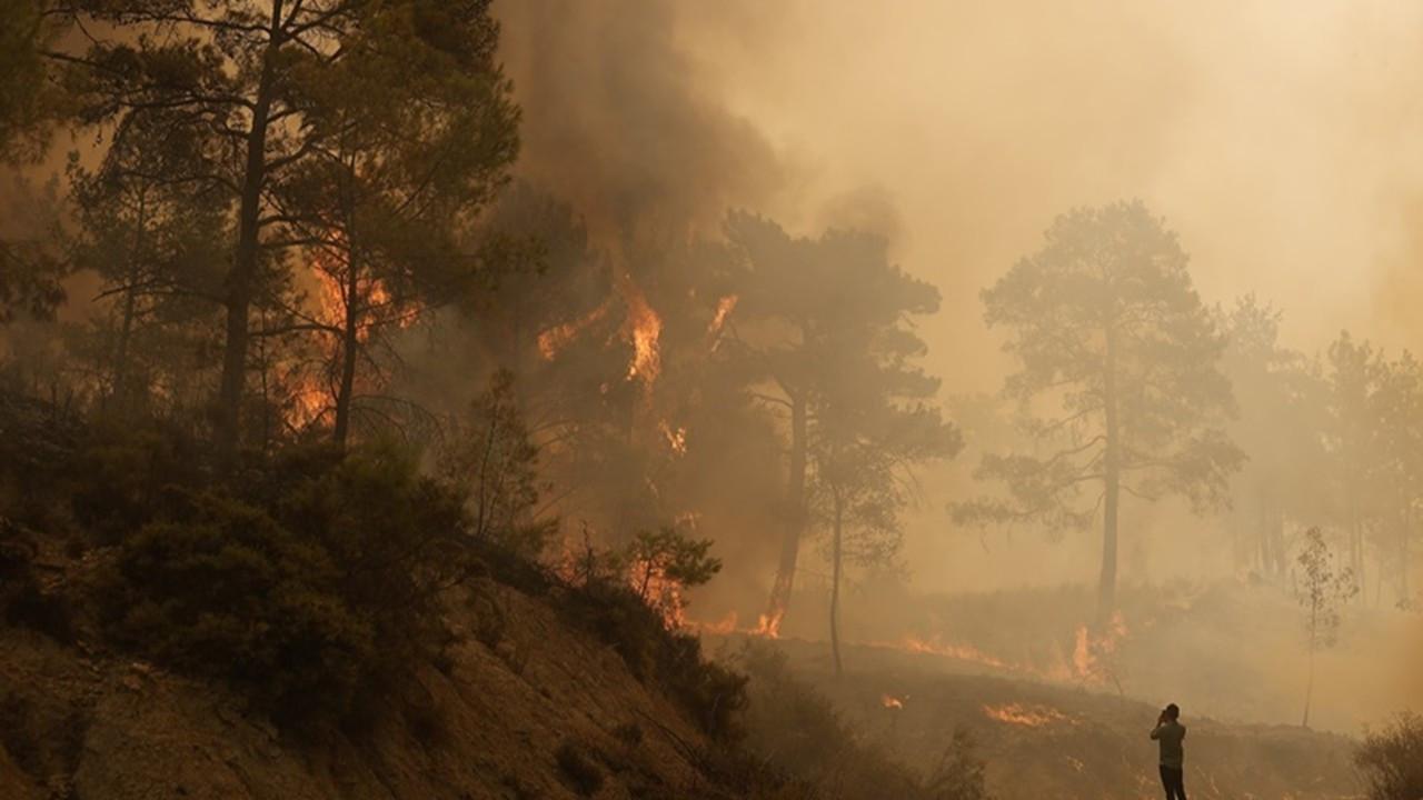 Orman yangınları: İYİ Parti TBMM'yi olağanüstü toplantıya çağırdı