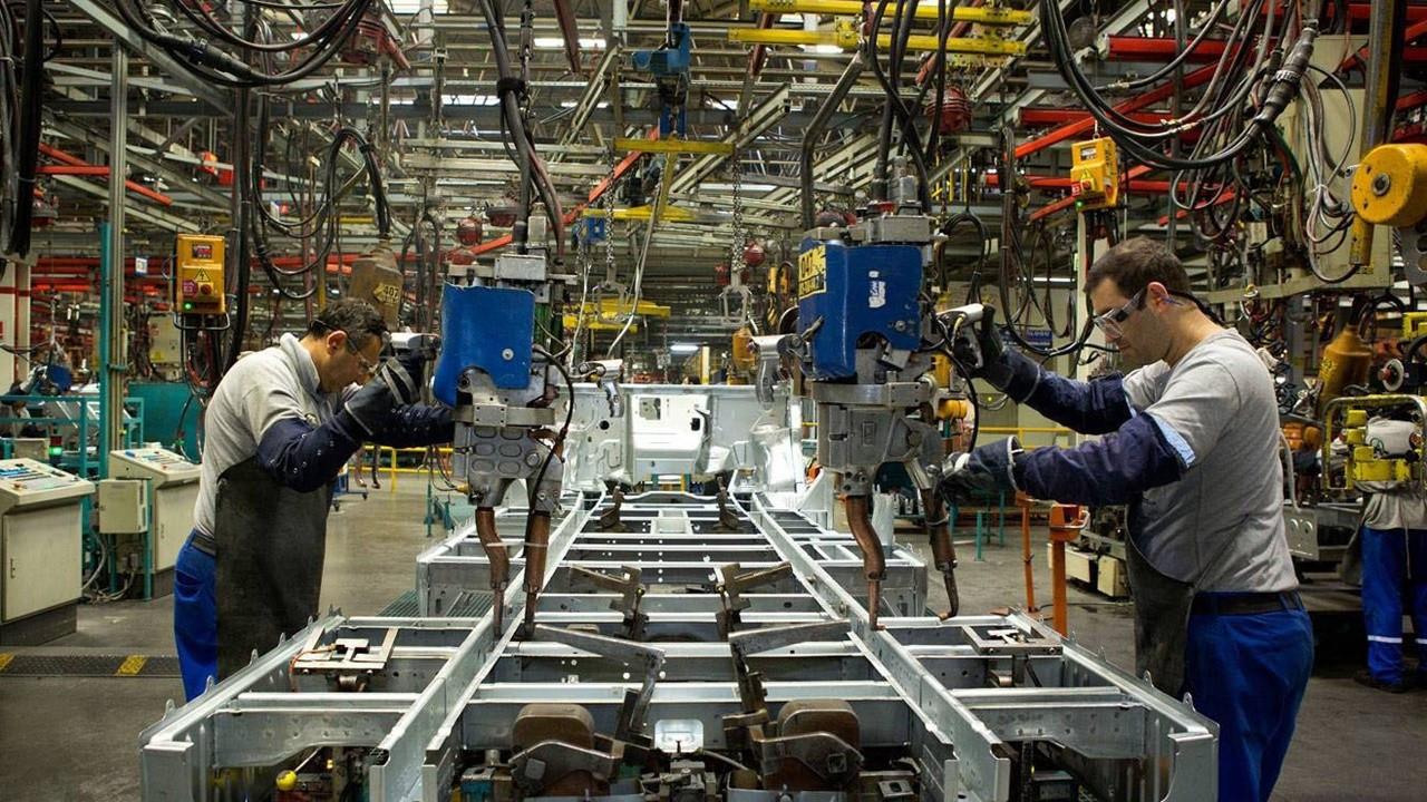 Üretimden satışlarda orta ve yüksek teknoloji payı yüzde 30'u aştı