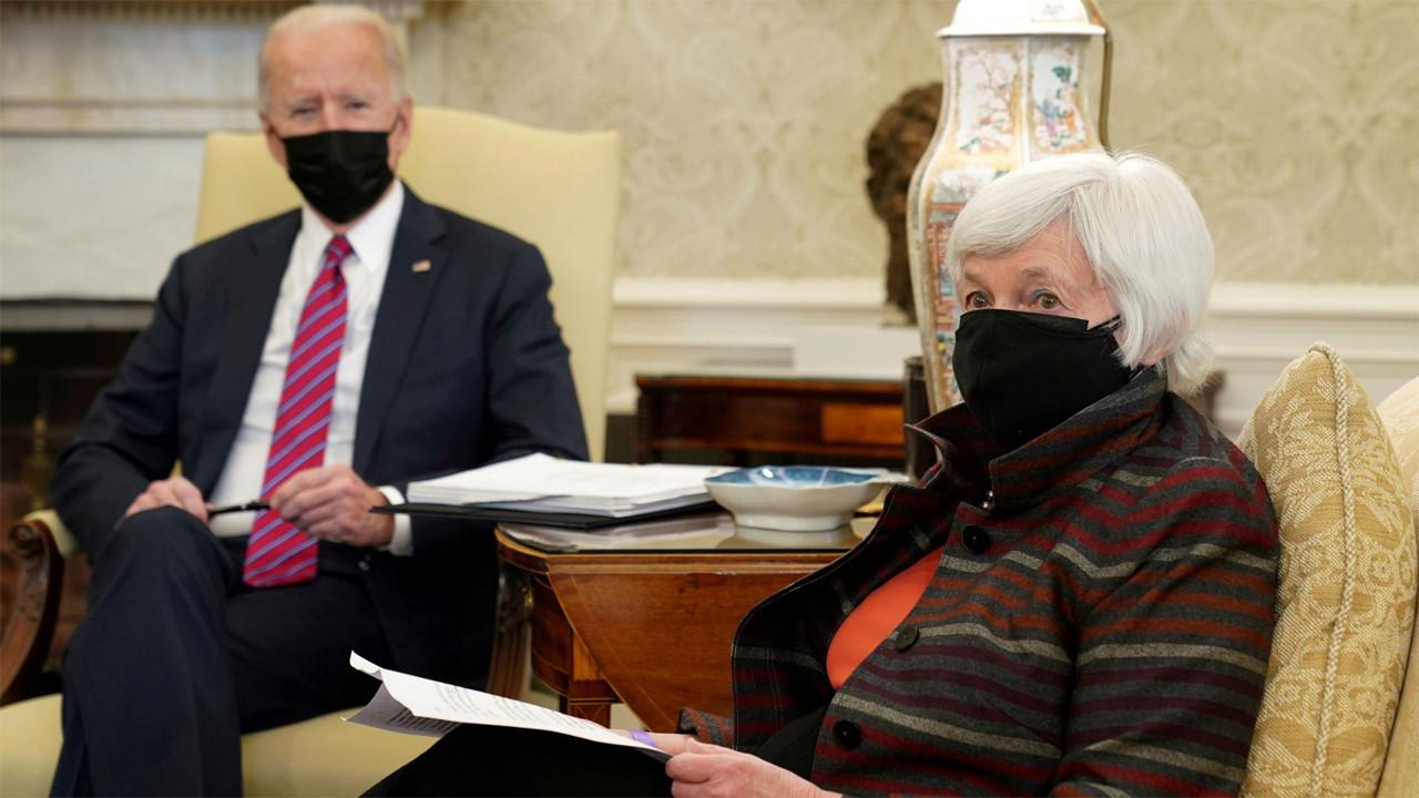 Biden'ın ekonomi ajandası anahtar