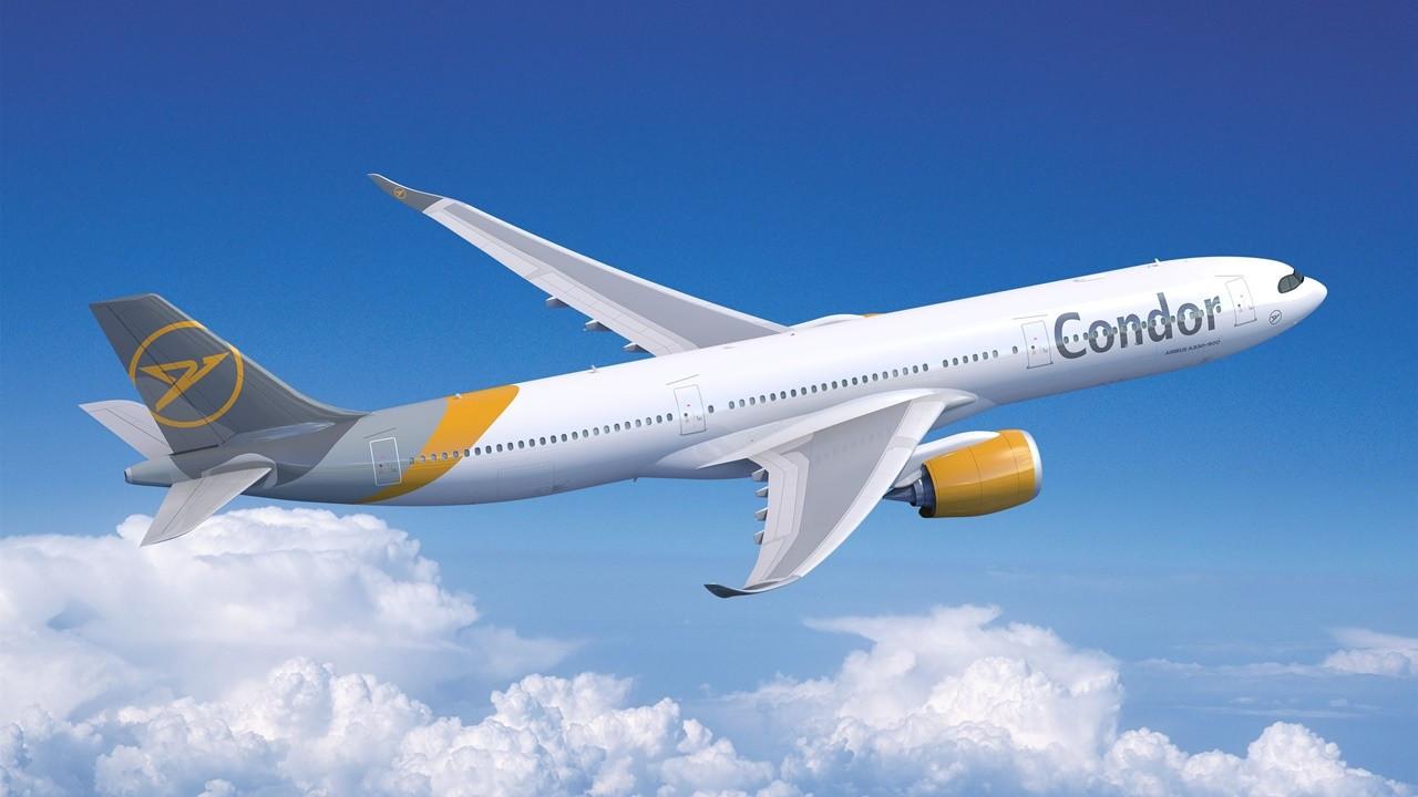 Condor, filosunu 16 adet Airbus A330neo ile yeniliyor