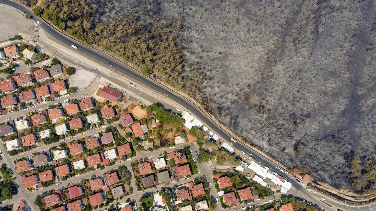 Muğla'daki yangınlarda son durum: 1 ölü, 324 yaralı, 6 bin 345 kişi tahliye edildi