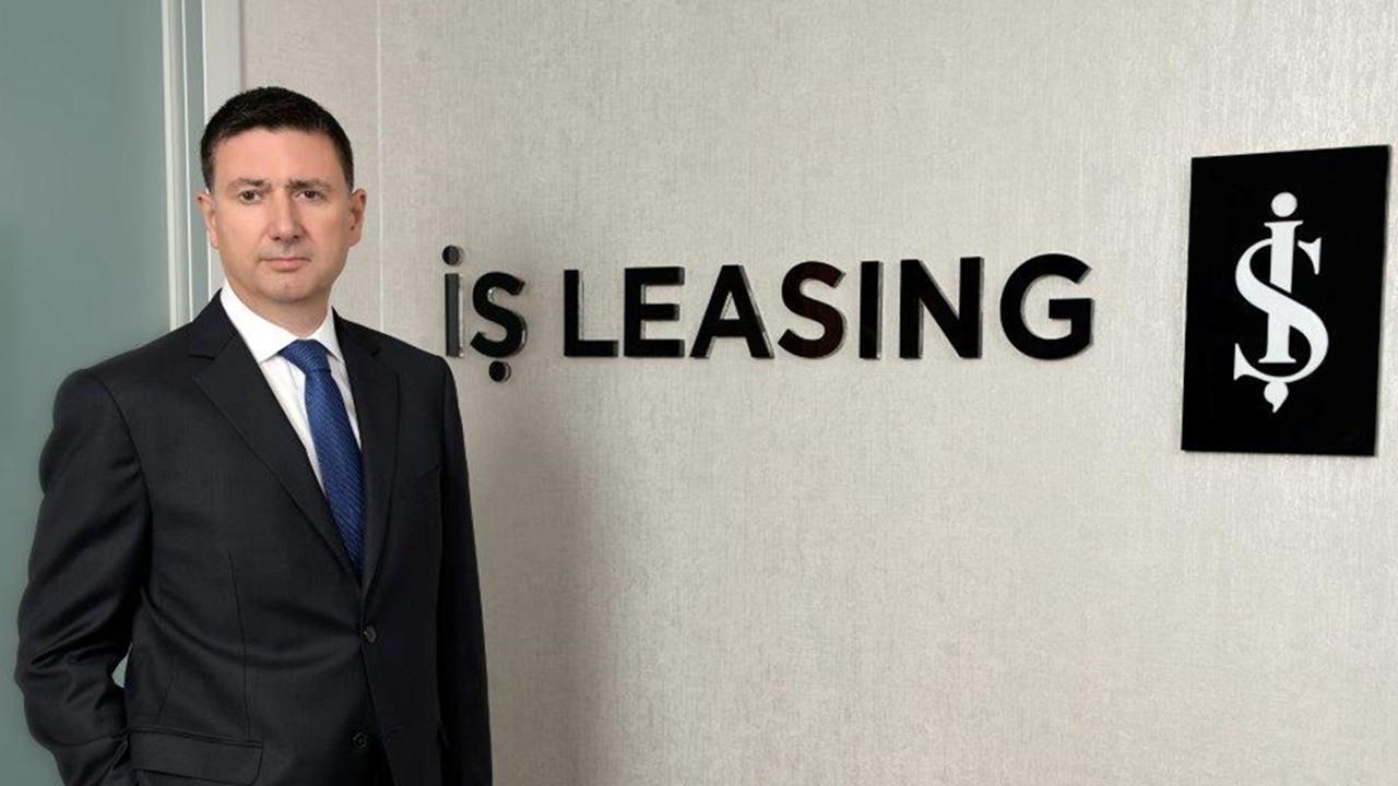 İş Leasing'de üst düzey atama