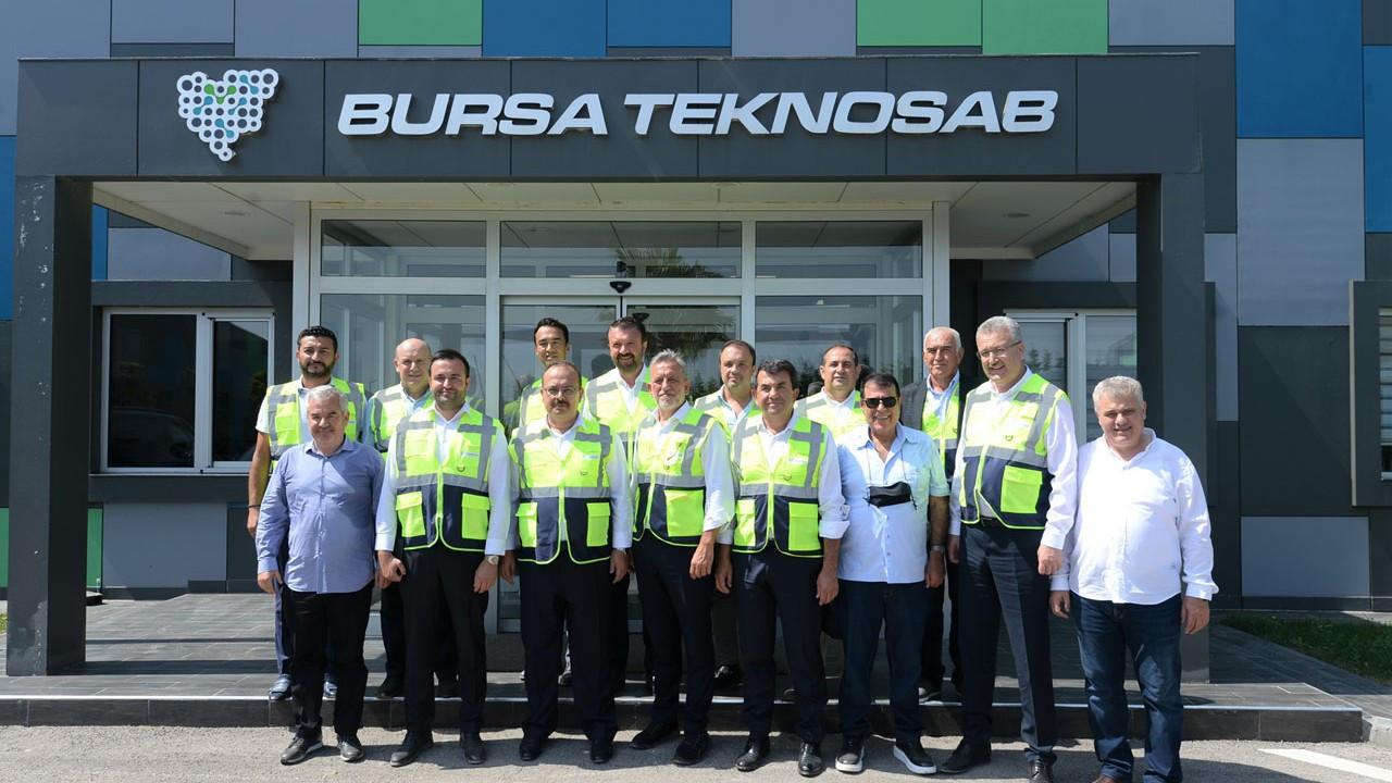 TEKNOSAB'daki fabrikalarda 2022'nin ilk çeyreğinde üretim başlayacak