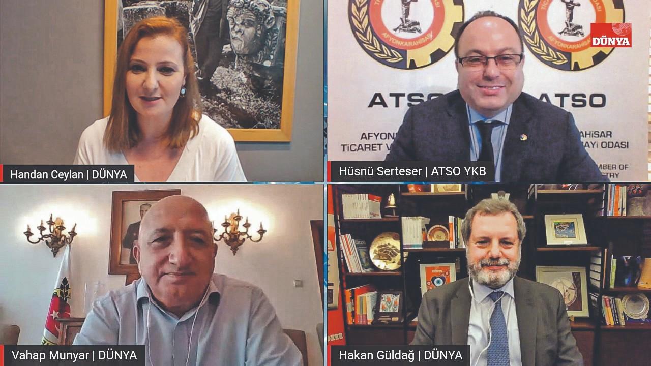 Afyon'un yeni OSB'si, Avrupa'ya yeşil kapı açacak