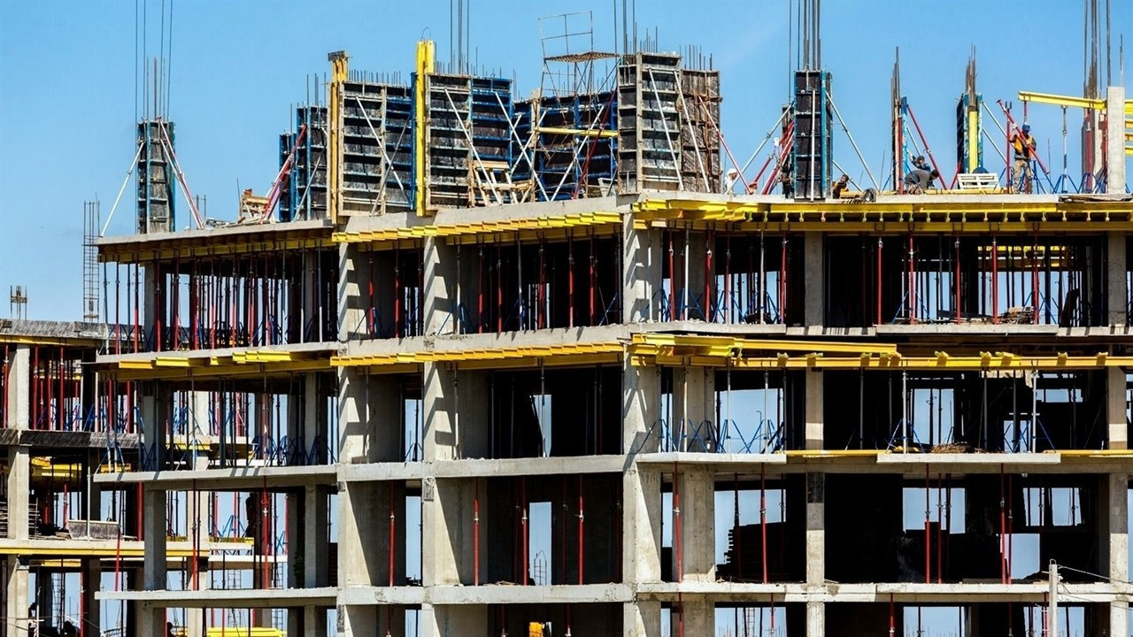 Küresel inşaatta 'süper' büyüme beklentisi
