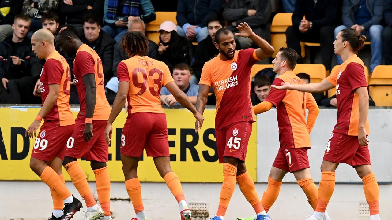 St. Johnstone: 2 - Galatasaray: 4