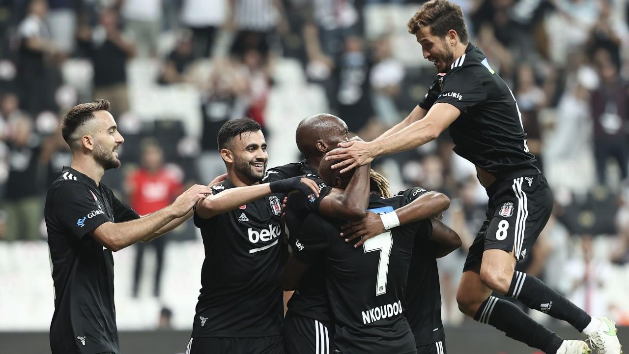 Beşiktaş'tan müthiş başlangıç: 3-0