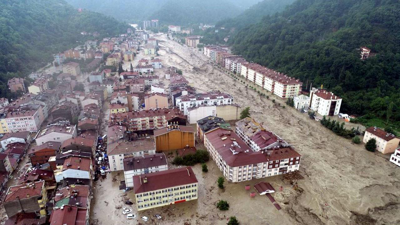 Sel bölgesi 'mücbir sebep' kapsamına alındı