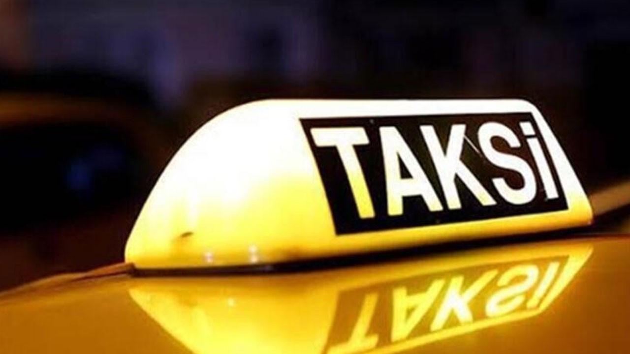 İBB, 1 kilometre için 200 TL isteyen taksicinin belgesini iptal etti