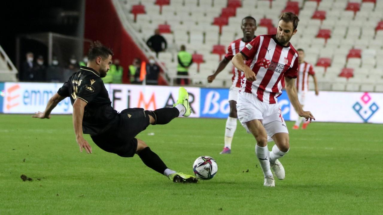 Konyaspor-Sivasspor: 1-0